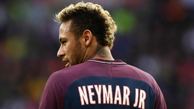 Didier Roustan affirme que Neymar a été l'homme du match contre Lyon