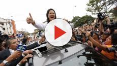 VÍDEO: Keiko Fujimori fue arrestada por presunto lavado de dinero