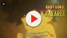 DBS Film: Goku, Vegeta und Broly als kleine Kinder