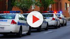 Hockenheim - Rettungshubschrauber nach Unfall