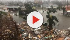 El huracán Michael azota más de 480 km de costas en Florida