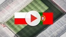 Diretta Polonia-Portogallo visibile in tv su Canale 5 stasera