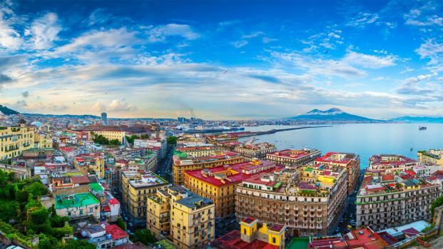 Zwischen Reichtum und Armut: Napoli - eine Stadt der Extreme