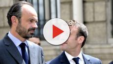 Sondage: Philippe plus populaire que Macron