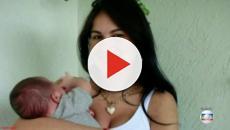 Bruninho sempre pergunta à avó pela mãe e porque seu pai quis matá-lo