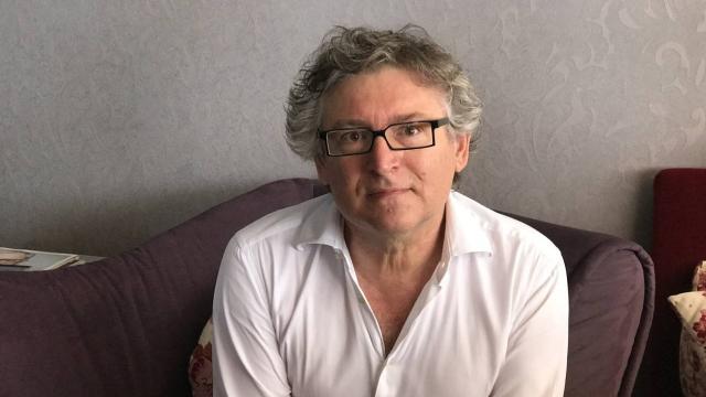 Michel Onfray n'est pas content d'Emmanuel Macron