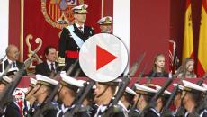 TVE: Xabier Fortes defiende la República en la Fiesta Nacional