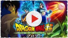 Dragon Ball Super: Broly, il  1° dicembre uscirà il suo manga promozionale