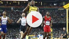Con dos goles inicia Usain Bolt en el fútbol profesional
