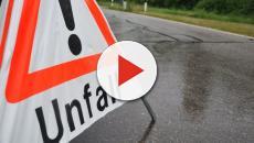 Auto überschlägt sich auf B292 bei Waibstadt - Zwei Verletzte