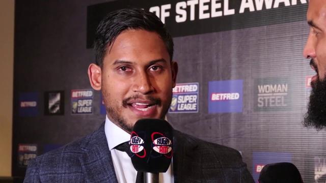 Ben Barba wins Super League's 2018 Man of Steel award