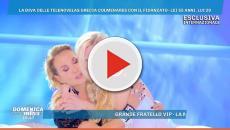 Grecia Colmenares spiazza la D'Urso: 'Ai fan ho detto che andavo a Domenica In'