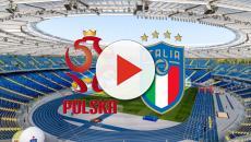 Diretta Polonia-Italia in chiaro su Rai Uno stasera