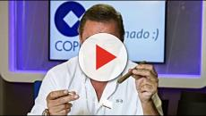 Carlos Herrera abronca en directo a su hijo en la COPE y su ex mujer estalla
