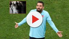 VÌDEO: Sale a la luz el vídeo de la pelea de Arda Turan con una pistola