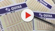 Os resultados de sábado dos sorteios da Loteria da Caixa