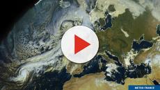 L'ouragan Leslie s'est abattu sur le Portugal