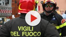 Milano, due depositi di rifiuti in fiamme: 'Tenete chiuse le finestre'