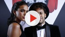 Neymar e Bruna Marquezine pode ter rompido mais uma vez