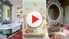 Redecorar a casa com estilo Shabby Chic