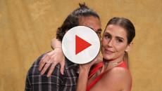 Deborah Secco terá cena de striptease com marido em 'Segundo Sol'