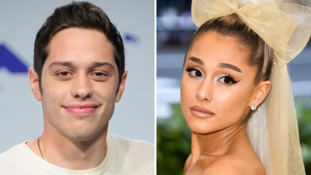 Ariana Grande y Pete Davidson se separan tras el suicidio de Mac Miller