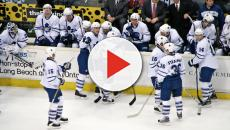 Maple Leafs' Matthews leading NHL in goals early on