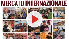 Arezzo 2018, Mercato Internazionale: gastronomia e shopping nel centro storico