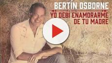 Gabriel Rufián crea un meme sobre el nuevo disco de Bertín Osborne