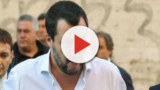 Migranti scaricati in Italia dai Francesi per errore, Salvini attacca