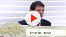 Haddad não faz visita semanal a  Lula na cadeia, mas envia preposto em seu nome