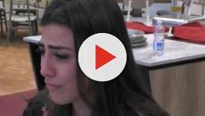 Grande Fratello Vip 3, Giulia Salemi ammette il bacio con il fratello di Belen