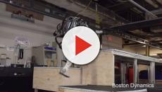 Atlas, il robot umanoide abile nel parkour
