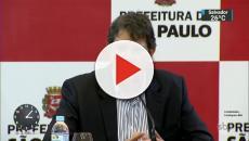 Cid Gomes detona o PT, em festa de campanha de Haddad em Fortaleza