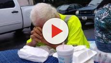USA: cacciato dal ristorante perché gli mancano il naso e un occhio