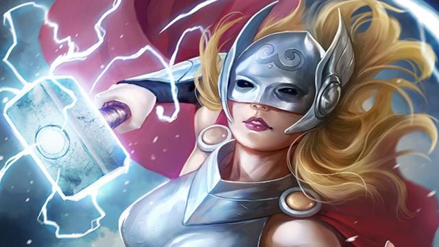 5 versões femininas de heróis da Marvel