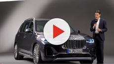 Automobili: il suv Bmw X7 è il nuovo colosso della casa tedesca