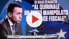 Pace fiscale, Luigi Di Maio denuncia la manipolazione del testo