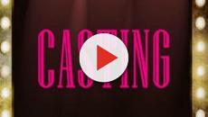 Casting per il programma 'La Repubblica delle donne' e per uno spot di Almedia