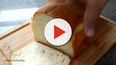A Super Soft Milk Bread Loaf!!