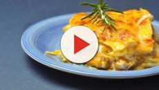 Ricette: Lasagne con zucca salsiccia e provola