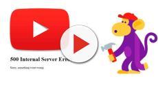 YouTube cae en todo el mundo durante la madrugada