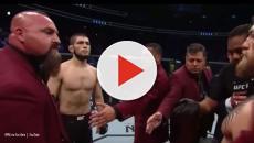 MMA: Khabib Nurmagomedov Russian mixed martial artist of Dagestan