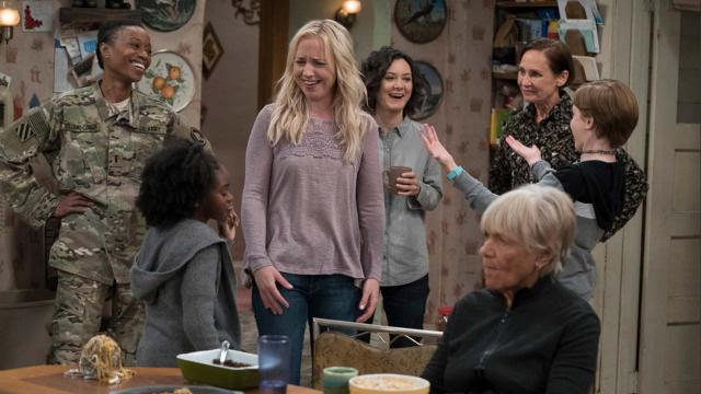 Roseanne Barr's character killed off in first episode of The Conners