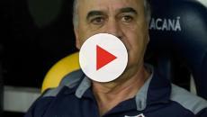 Em treino, Marcelo Oliveira ensaia Fluminense com dois meias