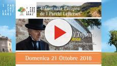Recanati: la giornata europea dei parchi letterari ispirata da Giacomo Leopardi