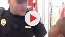 Rapper 12enne arrestato, poliziotto spinge a terra la zia, è polemica negli USA