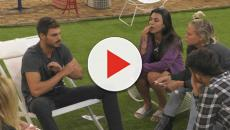 GF Vip, Francesco Monte e Giulia Salemi litigano ancora