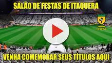 Memes do Corinthians após derrota para o Cruzeiro na Copa do Brasil