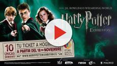 VÍDEO: 'Harry Potter' llena Madrid de magia con una nueva exposición